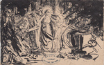 Edmond van Offel - inkttekening [na 26 mei 1891] - VAN OFFEL, Edmond