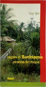 Reizen in Suriname - R. Tjin (ISBN 9789074897075)