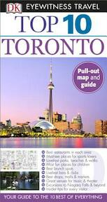 Dk Eyewitness Top 10 Toronto - Barbara Hopkinson (ISBN 9781465426802)