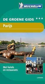 Groene reisgids Parijs (ISBN 9789020993103)