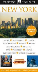 Capitool Compact / New York + uitvouwkaart & metrokaart - Eleanor Berman (ISBN 9789047519171)