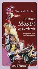 De Kleine Mozart op wereldreis - Sanne de Bakker (ISBN 9789000037513)
