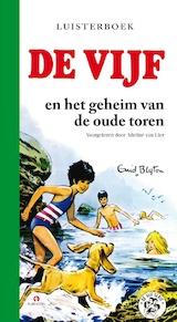 De Vijf en het geheim van de oude toren - Enid Blyton (ISBN 9789047604013)