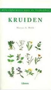 Kruiden - Marcus A. Webb (ISBN 9789057642388)