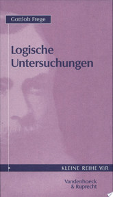 Logische Untersuchungen - Gottlob Frege, Günther Patzig (ISBN 9783525340318)