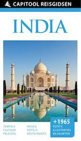 Capitool India - Roshen Dalal, Partho Datta, Divya Gandhi, Premola Ghose (ISBN 9789000341795)