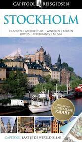 Capitool Stockholm + uitneembare kaart - Kaj Sandell (ISBN 9789047518525)