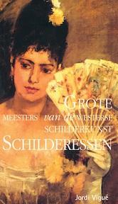 Grote meesters van de Westerse schilderkunst: schilderessen - Jordi ViguÉ, Virgin Stanley (ISBN 9789058410351)