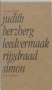 Leedvermaak / Rijgdraad / Simon - Judith Herzberg (ISBN 9789064036088)