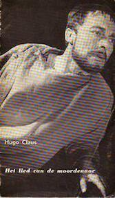 Het lied van de moordenaar - Hugo Claus