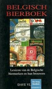 Belgisch bierboek - Dave Vlam (ISBN 9789038900322)