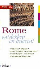 Merian Live Rome - Swantje Strieder, Daniel Balde (ISBN 9789024353910)