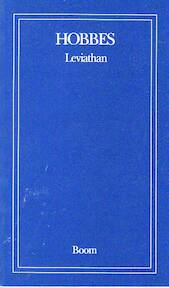 Leviathan - Thomas Hobbes, Wessel Evert Krul (ISBN 9789060094303)