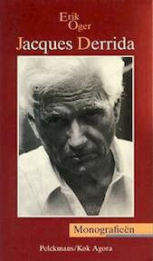 Jacques Derrida - Erik Oger (ISBN 9789039106174)