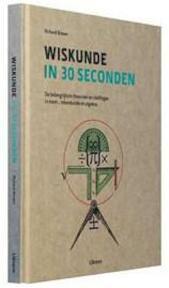 Wiskunde in 30 seconden - Richard Brown (ISBN 9789089982995)