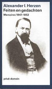 Feiten en gedachten - Memoires - Alexander I. Herzen (ISBN 9789029519441)
