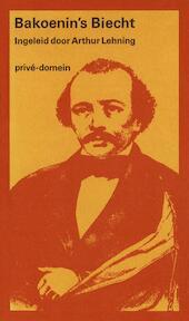 Michael Bakoenin's biecht - Michael Bakoenin (ISBN 9789029501125)