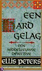 Een hard gelag - Ellis Peters, Pieter Janssens (ISBN 9789022510612)