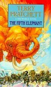 Discworld (24): fifth elephant - Pratchett T (ISBN 9780552146166)