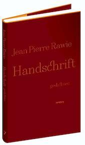 Handschrift - Jean Pierre Rawie (ISBN 9789044635102)