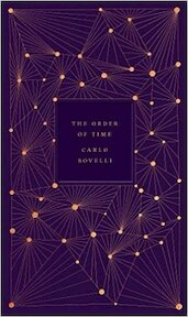 Order of Time - Carlo Rovelli (ISBN 9780241292525)