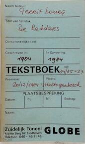 De redders - Gerrit Komrij (ISBN 9789064030840)