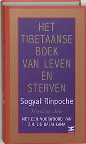 Het Tibetaanse boek van leven en sterven - Sogyal Rinpoche (ISBN 9789021536682)