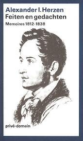 Feiten en gedachten - Alexander I. Herzen (ISBN 9789029519427)