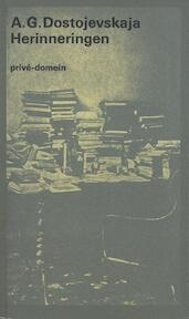 Herinneringen - A.g. Dostojevskaja, Charles B. Timmer (ISBN 9789029513043)