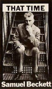That Time - Samuel Beckett (ISBN 0571110320)