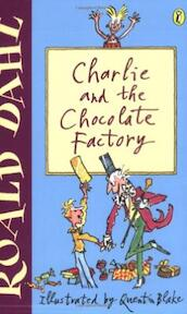 Charlie and the chocolate factory - Roald Dahl (ISBN 9780141311302)