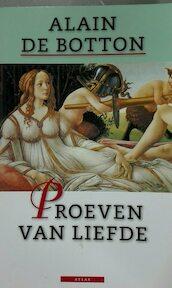 Proeven van liefde - A. de Botton (ISBN 9789025407186)
