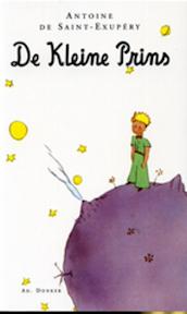 De kleine prins - Antoine de Saint-exupery (ISBN 9789061002819)