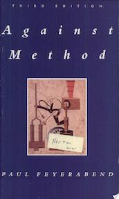Against Method - Paul Feyerabend, Paul K Autor Feyerabend (ISBN 9780860916468)