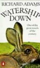 Watership down - Richard Adams (ISBN 9780140039580)