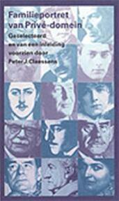 Familieportret van Privé-domein - Peter J. Claessens (ISBN 9789029509275)