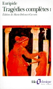 Tragédies complètes - Euripide (ISBN 9782070381913)