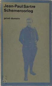 Schemeroorlog - Jean-Paul Sartre, Frans de Haan (ISBN 9789029537834)