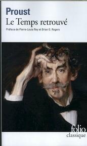 Le temps retrouvé - Marcel Proust (ISBN 9782070382934)