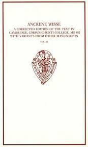 Ancrene Wisse - Bella Millet (ISBN 9780199205769)