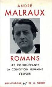 Romans - André Malraux