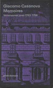 Memoires - Giacomo Casanova (ISBN 9789029512206)