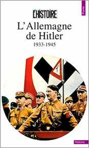 L'Allemagne de Hitler - Pierre Ayçoberry (ISBN 9782020126472)