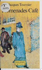 Promenades café - Jacques Tournier (ISBN 9782714477330)