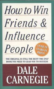 How to win friends and influence people - Carnegie D (ISBN 9781439199190)