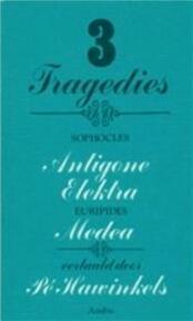 3 Tragedies - Sophocles, Euripides, Pé Hawinkels (ISBN 9789026304729)
