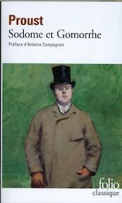 Sodome et Gomorrhe - Marcel Proust (ISBN 9782070381357)