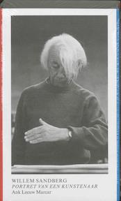 Willem Sandberg, portret van een kunstenaar - A. Leeuw Marcar (ISBN 9789080818545)