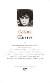 Oeuvres II - Colette, Claude [préface] Pichois (ISBN 2070111016)
