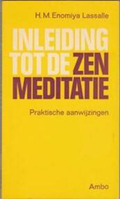 Inleiding tot de zen meditatie - Lassalle (ISBN 9789026301834)